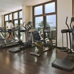 Отель Holiday Inn Cairo Maadi фитнесс-зал