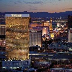 Trump International Hotel Las Vegas городской автобус