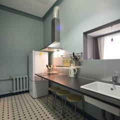 Hotel & Hostel Vstrechi na Arbate ванная