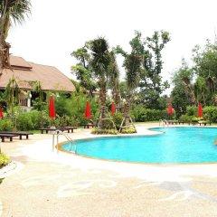 Отель Eco Lanta Hideaway Beach Resort Ланта детские мероприятия фото 2