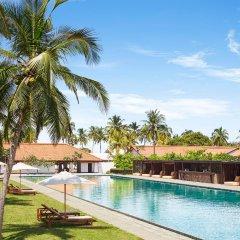 Отель Jetwing Lagoon бассейн