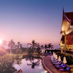 Отель Novotel Phuket Resort бассейн фото 4