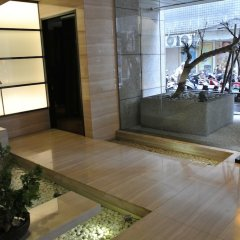 Отель City Suites Taipei Nanxi бассейн
