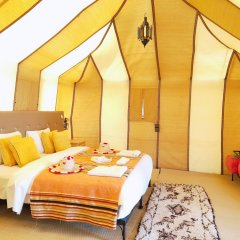 Отель Sahara Royal Camp Марокко, Мерзуга - отзывы, цены и фото номеров - забронировать отель Sahara Royal Camp онлайн комната для гостей фото 2