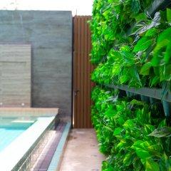 Отель Recenta Express Phuket Town Пхукет бассейн