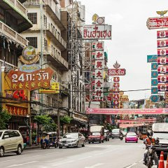 Отель Holiday Inn Express Bangkok Siam фото 2