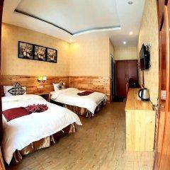 Отель Dang Khoa Sa Pa Garden Вьетнам, Шапа - отзывы, цены и фото номеров - забронировать отель Dang Khoa Sa Pa Garden онлайн комната для гостей фото 5