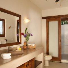 Отель Solana Boutique Bed & Breakfast Мексика, Сиуатанехо - отзывы, цены и фото номеров - забронировать отель Solana Boutique Bed & Breakfast онлайн ванная