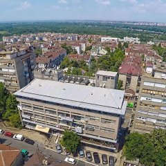 Отель Balkan Garni спортивное сооружение