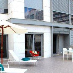 Отель Akicity Campolide In балкон