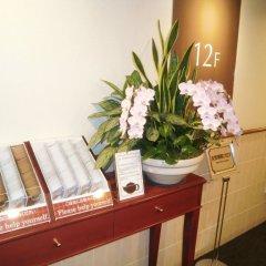 Отель Nishitetsu Inn Tenjin Фукуока удобства в номере фото 2