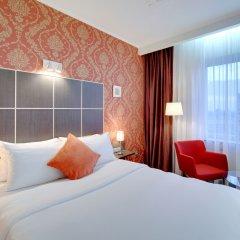 Гостиница Four Elements Perm комната для гостей фото 4