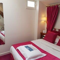 Отель Kyriad Saumur Франция, Сомюр - отзывы, цены и фото номеров - забронировать отель Kyriad Saumur онлайн комната для гостей фото 2