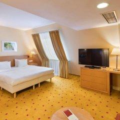 Отель Austria Trend Hotel Zoo Австрия, Вена - отзывы, цены и фото номеров - забронировать отель Austria Trend Hotel Zoo онлайн комната для гостей