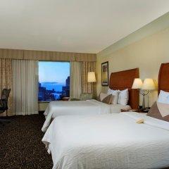 Отель Hilton Garden Inn Montreal Centre-Ville Канада, Монреаль - отзывы, цены и фото номеров - забронировать отель Hilton Garden Inn Montreal Centre-Ville онлайн комната для гостей фото 2