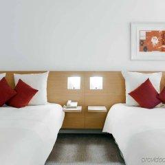Отель Novotel Luxembourg Kirchberg комната для гостей