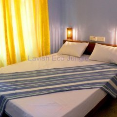 Отель Lavish Eco Jungle комната для гостей фото 2