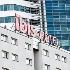 Отель Ibis Warszawa Centrum Варшава фитнесс-зал