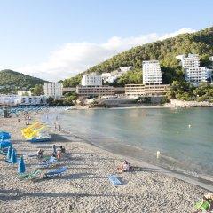 Hotel Apartamentos El Pinar пляж