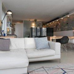 Апартаменты Amsterdam apartments - Westerpark area комната для гостей фото 2