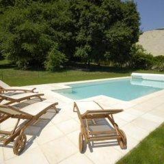Отель Château Bouvet Ladubay Сомюр бассейн фото 2