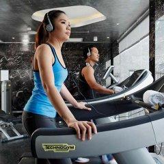 Отель Centara Grand Phratamnak Pattaya фитнесс-зал фото 3