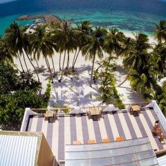 Отель Crystal Sands пляж фото 2