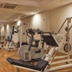 Akka Alinda Турция, Кемер - 3 отзыва об отеле, цены и фото номеров - забронировать отель Akka Alinda онлайн фитнесс-зал