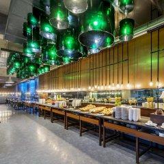Отель Bangkok Cha-Da Hotel Таиланд, Бангкок - отзывы, цены и фото номеров - забронировать отель Bangkok Cha-Da Hotel онлайн питание фото 2