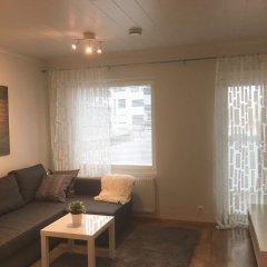 Отель Kotimaailma Apts Joensuu Kalevankatu 20 Йоенсуу комната для гостей фото 2