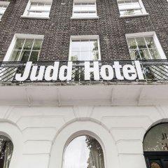 Отель JUDD Лондон городской автобус