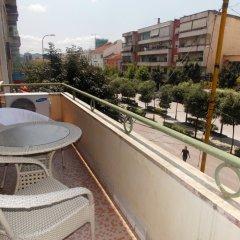 Отель Firenze Tirana Албания, Тирана - отзывы, цены и фото номеров - забронировать отель Firenze Tirana онлайн балкон