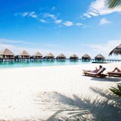 Отель Adaaran Select Meedhupparu Медупару пляж