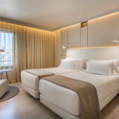Отель NH Collection Lisboa Liberdade комната для гостей фото 3