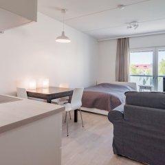 Апартаменты Local Nordic Apartments - Snowy Owl Ювяскюля комната для гостей фото 3