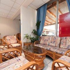 Отель Green Bungalows Hotel Apartments Кипр, Айя-Напа - 6 отзывов об отеле, цены и фото номеров - забронировать отель Green Bungalows Hotel Apartments онлайн интерьер отеля фото 2