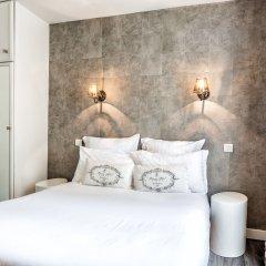 Отель Atelier Montparnasse Hôtel комната для гостей