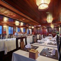 Отель Garden Bay Legend Cruise Вьетнам, Халонг - отзывы, цены и фото номеров - забронировать отель Garden Bay Legend Cruise онлайн питание