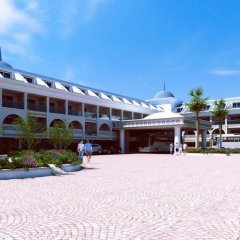Отель Karmir Resort & Spa парковка