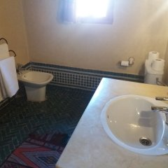 Отель Dar Lola Марокко, Мерзуга - отзывы, цены и фото номеров - забронировать отель Dar Lola онлайн ванная