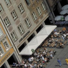 Отель Adagio access München City Olympiapark Мюнхен помещение для мероприятий