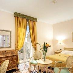 Grand Hotel Villa Politi Сиракуза комната для гостей