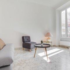 Отель Le Casa del Sol Франция, Ницца - отзывы, цены и фото номеров - забронировать отель Le Casa del Sol онлайн комната для гостей фото 2