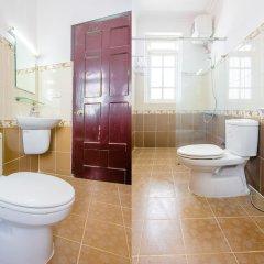 OYO 603 Hoang Kim Hotel Далат ванная