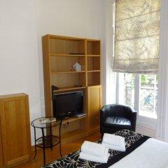 Апартаменты Studios 2 Let Serviced Apartments - Cartwright Gardens удобства в номере