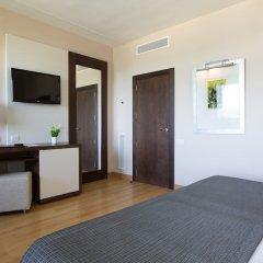 Отель Hipotels Eurotel Punta Rotja & Spa комната для гостей фото 5