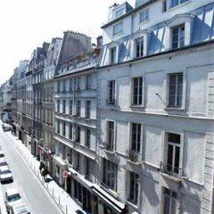 Hotel Du Pont Neuf Париж комната для гостей