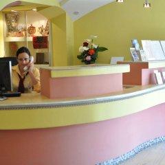 Отель Theranda Албания, Тирана - отзывы, цены и фото номеров - забронировать отель Theranda онлайн интерьер отеля фото 2