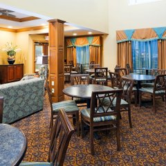 Отель Holiday Inn Express & Suites Somerset Central питание