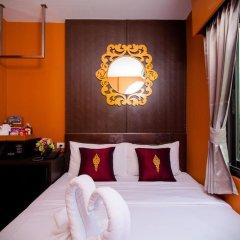 Отель Violet Tower at Khaosan Palace Таиланд, Бангкок - отзывы, цены и фото номеров - забронировать отель Violet Tower at Khaosan Palace онлайн комната для гостей фото 3
